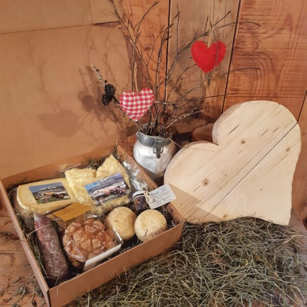 box regalo San Valentino